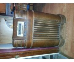 Older Philco Radio