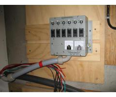 Connecticut Generater Transfer Switch